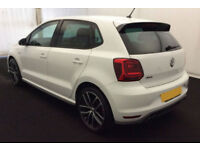 2015 VW POLO 1.8 GTI TSI GOOD / BAD CREDIT CAR FINANCE AVAILABLE