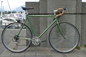 Vintage limited edition Ibis Hakkalugi steel frame bike Downtown-West End Greater Vancouver Area image 4