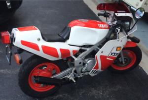 Yamaha YSR 50/80