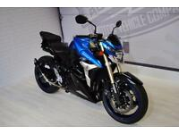 2012 - SUZUKI GSR750, IMMACULATE CONDITION, £4,650 FLEXIBLE FINANCE TO SUIT YOU