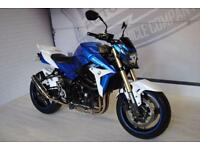 2013 - SUZUKI GSR750 ABS, EXCELLENT CONDITION, £4,750 OR FLEXIBLE FINANCE