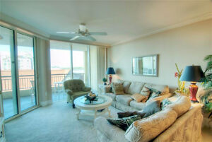 Upscale 3 Bedroom 3 Bath Condominium with Ocean views