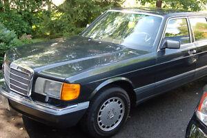 Mercedez 300SEL 1990