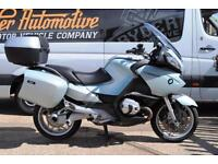 2011 - BMW R1200RT SE, EXCELLENT CONDITION, £8,000 OR FLEXIBLE FINANCE TO SUIT