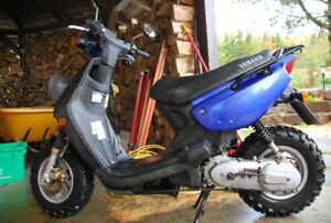Scooter BWS a vendre 750$