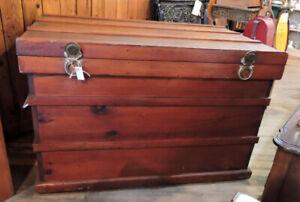 Pine Box/Tack Box