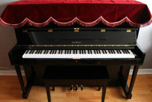 Kawai CS-35N Professional Upright Piano