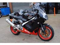 2002 - APRILIA RSV MILLE 1000CC, PART EXCHANGE TO CLEAR, £2,250