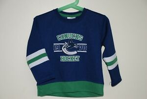 """Canucks""  jersey Toddler size 2T"