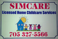 Home Childcare Providers Needed in Orillia, Barrie & Angus!!