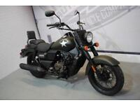 2018 - UM RENEGADE COMMANDO, BRAND NEW, £2,200 OR FLEXIBLE FINANCE TO SUIT YOU