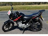 2013 YBR 125cc *** low Miles only 300 from new***