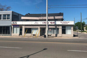 Commercial building for lease - Prime Location - St.Catharine