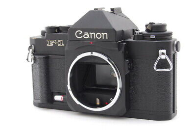 【Exc++++】Canon New F-1 35mm SLR Film Camera Body Only SN291811 From Japan #1212
