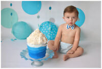 Now Offering Affordable Cake Smash Sessions!