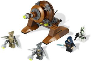 LEGO Star Wars 9491 Geonosian Cannon [Assembled]