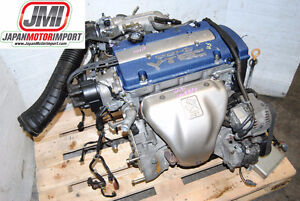 Moteur Honda H23A DOHC Vtec Accord Prelude H22A4 Replacement JDM