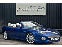 2004 Aston Martin DB7 5.9 V12 Volante *Special Order + Beautiful Specification*