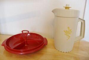 Ensemble party vintage Tupperware