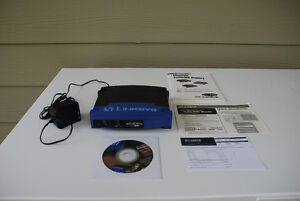 Linksys EtherFast Cable / DSL Router
