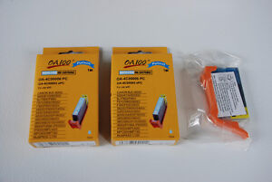 BACK TO SCHOOL - Inks For Canon Printers (generic, brand new, 6