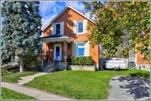 For Rent: A beautiful Jackson century home downtown Cobourg