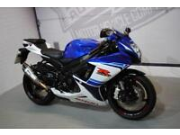 2016 - SUZUKI GSXR 600 L6, IMMACULATE CONDITION, £7,450 OR FLEXIBLE FINANCE