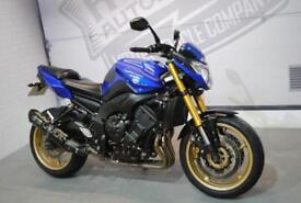 2012 - YAMAHA FZ8 779CC, EXCELLENT CONDITION, £4,975 OR FLEXIBLE FINANCE