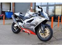 2005 APRILIA RSV MILLE R 998CC, EXCELLENT CONDITION, £3,999 OR FLEXIBLE FINANCE