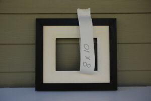 Custom Picture Frame 8x10 (mahogany with liner #2010-047)