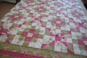 Quilt and comforter washing time...