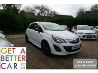 2014 Vauxhall Corsa 1.2 Limited Edition 3dr - £125 PER MONTH - CAR IS £5999 HATC