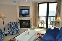 North Myrtle Beach Ocean Front 3BR Vacation Rental