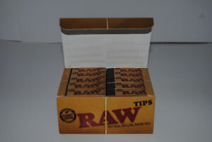 RAW rolling filter tips