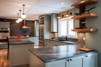 We design beautiful renovations for you!