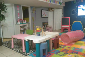 Anytime Montessori Childcare with pick up and drop off