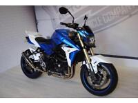 2013 - SUZUKI GSR750 ABS, EXCELLENT CONDITION, £4,750 OR FLEXIBLE FINANCE