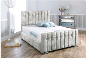 BEDS - SLEIGH BEDS BRAND NEW   FREE DELIVERY