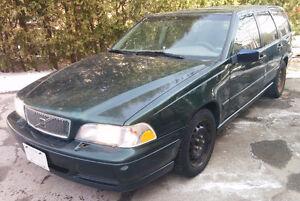 1998 Volvo V70 GLT Wagon