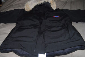 BRAND NEW CANADA GOOSE EXPEDITION PARKA!!!
