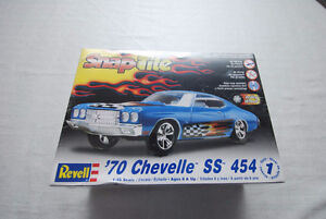 Snap Tite '70 Chevelle SS 454 by Revell