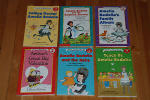 "6 livres en anglais - ""An I Can Read Book"""