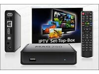 3PIN-UK PLUG MAG 250 BOX Multimedia player Internet TV Box IPTV SET TOP USB HDTV