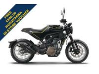 2018 HUSQVARNA SVARTPILEN 401 ***FANTASTIC NEW MODEL FOR 2018***