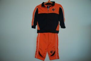 """""""BC Lions"""" tracksuit, Toddler Size 2T"""
