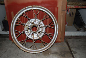 "Rim for 1930 Ford Model ""A"""