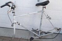 """velo sport"" road BIKE frame"
