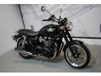 2013 - TRIUMPH BONNEVILLE 865CC, EXCELLENT CONDITION, £5,250 OR FLEXIBLE FINANCE