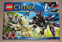 Lego Legends of Chima: Razar's CHI Raider Set #70012 (2013)