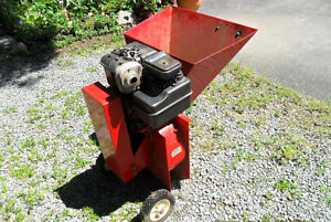 Shredder mulcher – 1982 Sears mulcher 5HP B&S – Leaves/twigs Kingston Kingston Area image 2